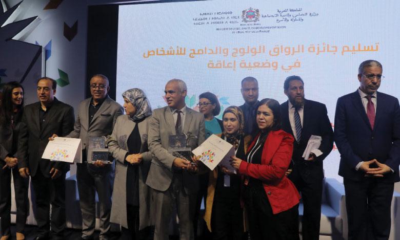 La présidence du ministère public et Somagram remportent le Prix du stand le plus accessible aux personnes en situation de handicap