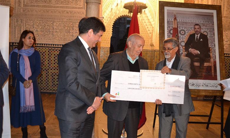 Les lauréats des Prix de la région Casablanca-Settat