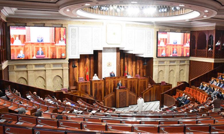 La Chambre des représentants clôture mardi la première session de la quatrième année législative