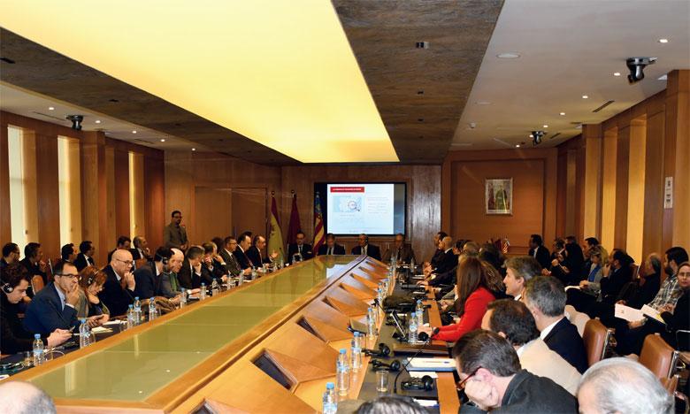 La CGEM pour des co-entreprises avec les Valençois