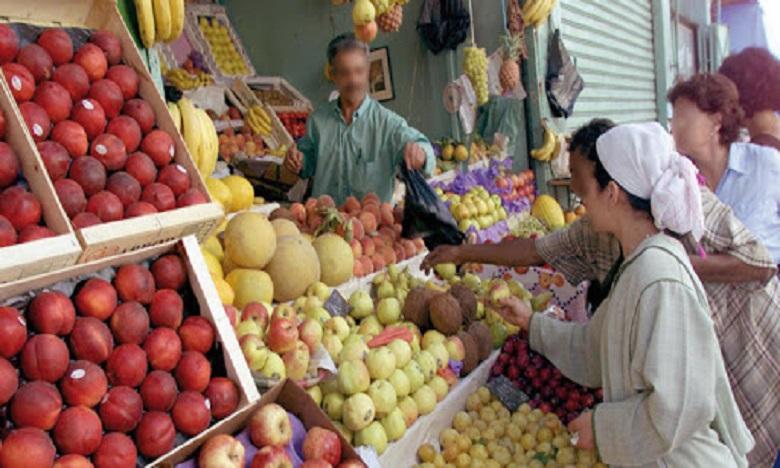 Entre décembre 2019 et janvier 2020, l'indice des produits alimentaires  a chuté de 0,4%. Ph: DR