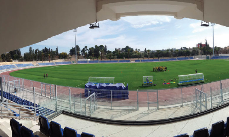 Le stade Hassan II de Fès accueille de nouveau les matchs du MAS et du WAF