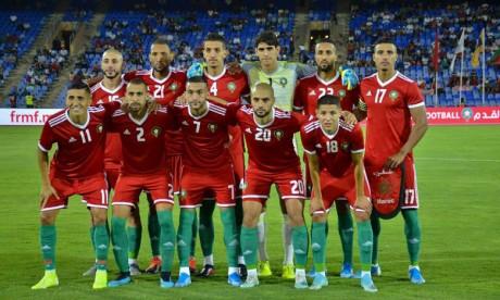 Classement FIFA de février: Le Maroc se maintient à la 43e place mondiale