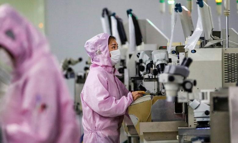 Des experts internationaux dépêchés à Pékin par l'OMS ont commencé à discuter avec leurs homologues chinois pour contribuer aux connaissances mondiales sur l'épidémie. Ph. AFP