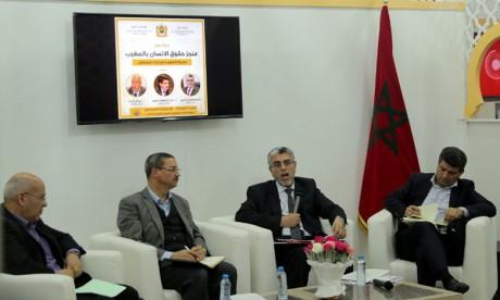 Mustapha Ramid expose les réalisations en matière des droits de l'Homme au Maroc après l'adoption de la Constitution de 2011