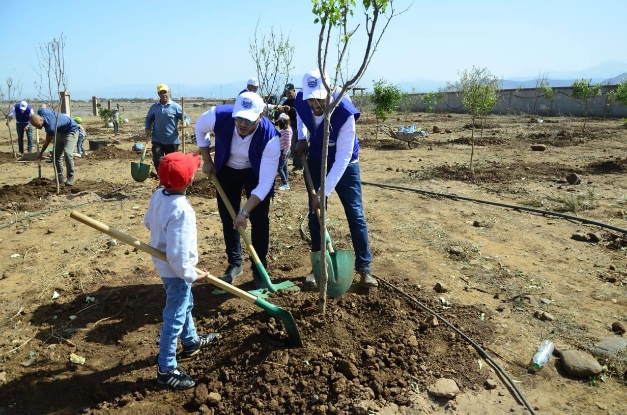 Copag soutient le Village d'enfants de Dar Bouidar