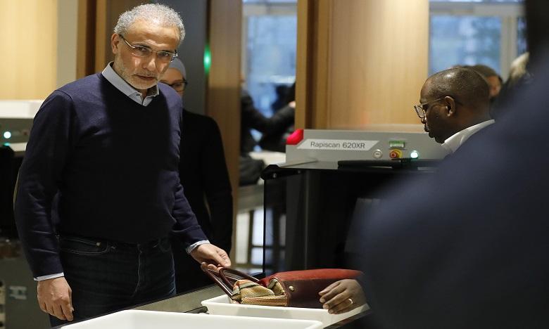 Les deux femmes ont été identifiées sur des photos retrouvées dans l'ordinateur de l'islamologue suisse de 57 ans. Ph. AFP