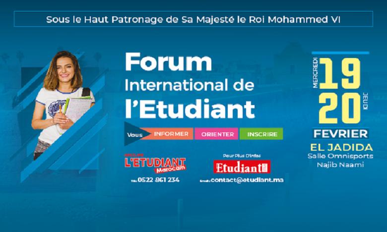 Le Forum de l'Etudiant fait escale à El Jadida