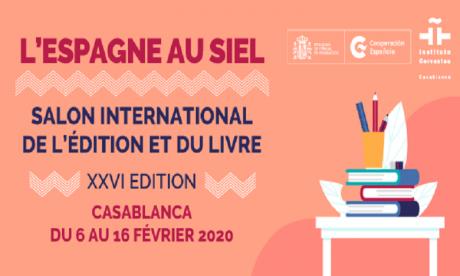 Une pléiade de chercheurs et écrivains espagnols présents au SIEL