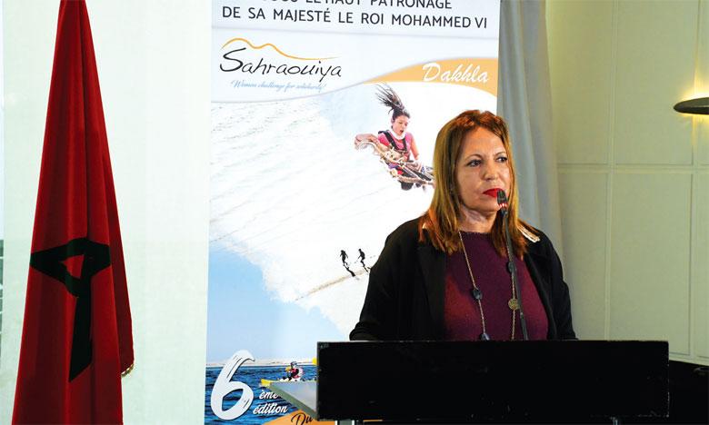 Laïla Ouachi : «Près de 120 candidates seront sur la ligne de départ, dont de nombreuses sportives de haut niveau»