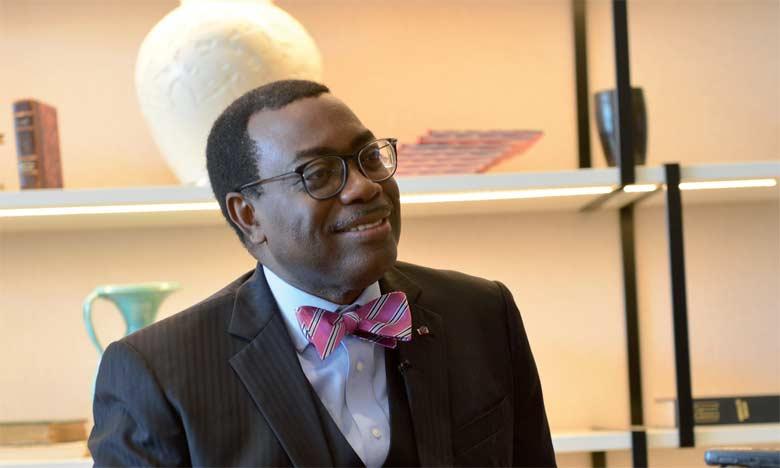 BAD : L'UA soutient un 2e mandat de Akinwumi Adesina