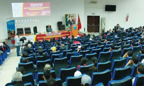 Saaïd Amzazi défend le système du Bachelor auprès  des opérateurs de l'enseignement du secteur privé