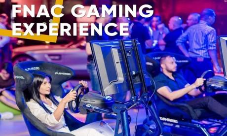 Un nouvel espace 100% dédié à l'expérience gaming présente une offre diversifiée qui a de quoi satisfaire les passionnés de jeux vidéo les plus exigeants . Ph. DR