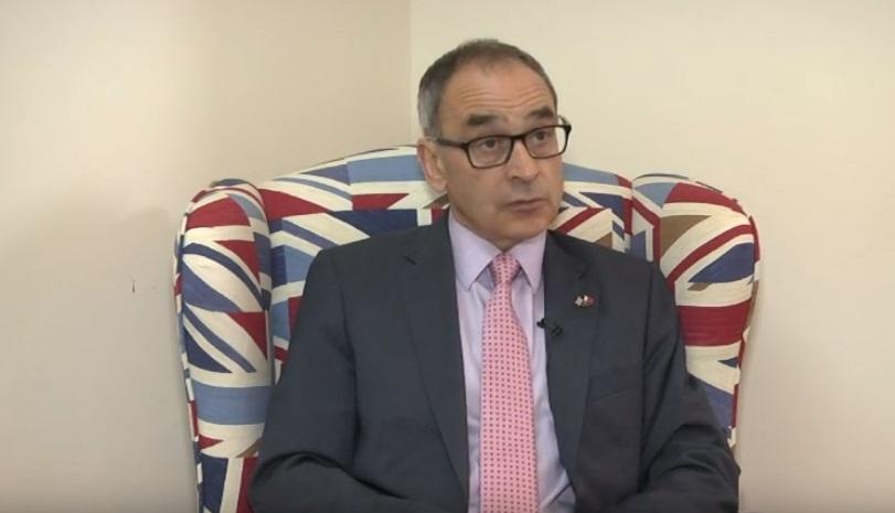 Le Royaume-Uni nomme un nouvel ambassadeur au Maroc