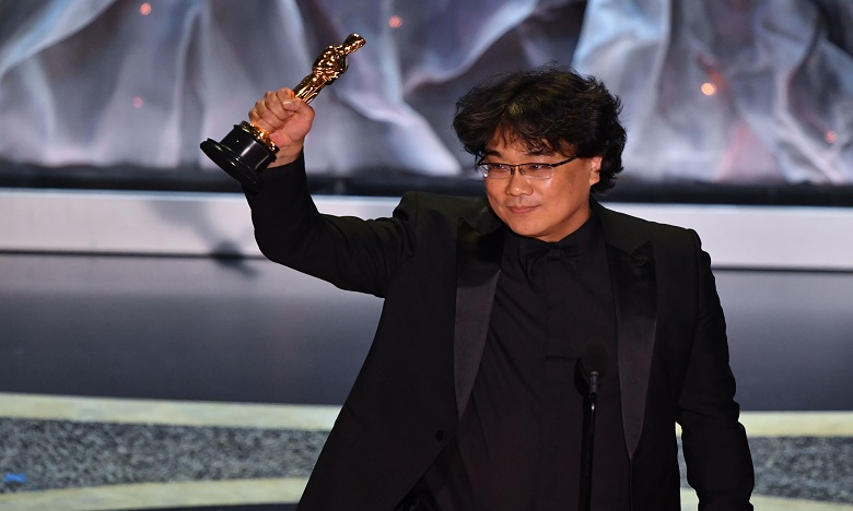 L'hommage très classe de Bong Joon-ho à Martin Scorsese — Oscars