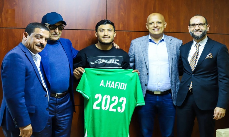 Abdelillah Hafidi signe un nouveau contrat de trois ans avec le Raja