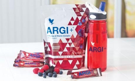 Gardez la forme avec Forever Argi+, le complément alimentaire conçu par un prix Nobel de médecine !