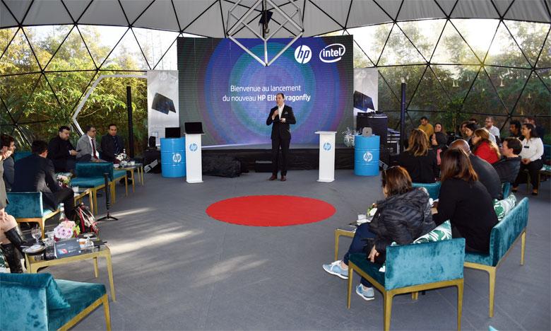 «HP mise sur la mobilité en proposant aux entreprises des PC innovants extrêmement légers, performants et sécurisés»,  a déclaré Salah Ouardi, DG de HP Afrique du Nord. Ph. Sradni