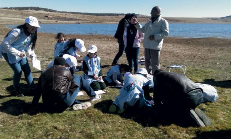 Le Matin - Élèves et étudiants célèbrent  la Journée mondiale des zones humides