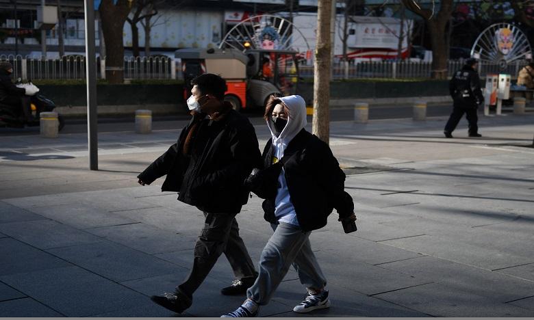 L'épidémie de Covid-19 a encore tué 105 personnes en Chine continentale en une journée. Ph. AFP