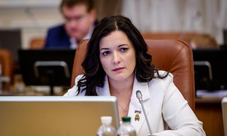 «Je vais passer les 14 prochains jours avec eux, dans le même bâtiment et les mêmes conditions. J'espère que ma présence calmera ceux de Novi Sanjary et le reste du pays», a écrit Zoriana Skaletska. Ph : DR