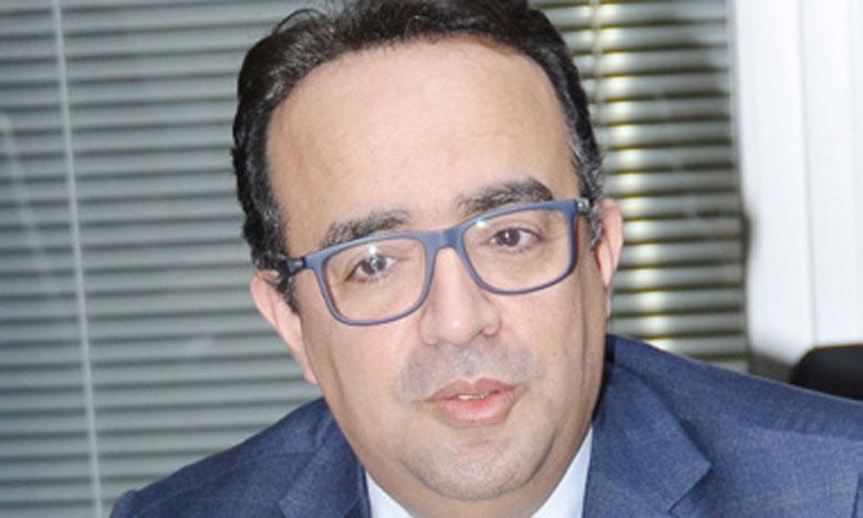 Hicham Zanati Serghini, directeur général de la Caisse Centrale de Garantie.