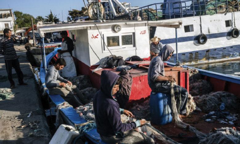 Le Matin - Une université de la pêche artisanale  pour le pourtour méditerranéen