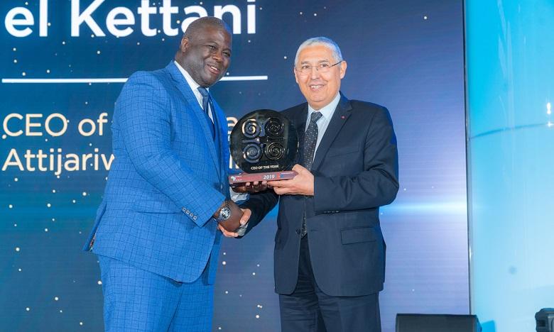Lors de la précédente édition, c'est Mohamed El Kettani, PDG Attijariwafa Bank, quia été consacré CEO de l'année. Ph: DR