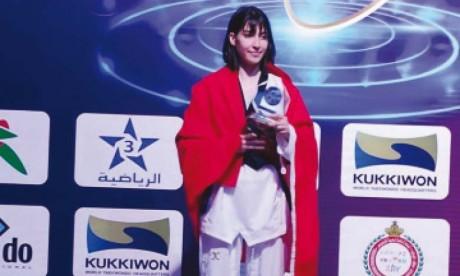 Oumaïma Bouchti, dixième athlète à valider son billet pour les JO de Tokyo