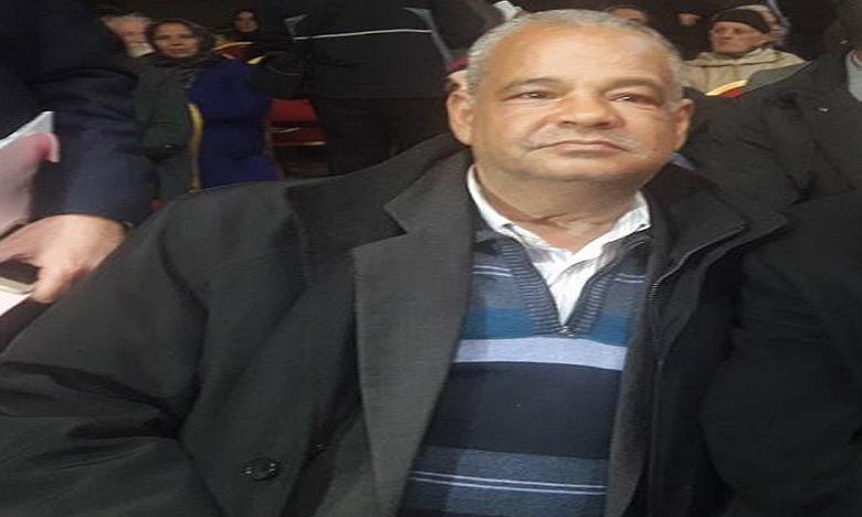 Mohamed El Hajjam, membre du CNP, n'est plus