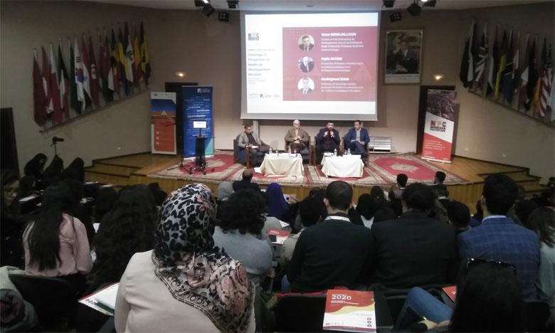 Le Matin - Al Akhawayn : Forum sur la participation  politique des jeunes