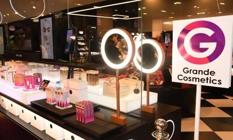 Alicia Grande a fait le déplacement à Casablanca pour présenter elle-même les incontournables de la marque au sein du beauty store de Yan&One au Morocco Mall. Phs. Saouri