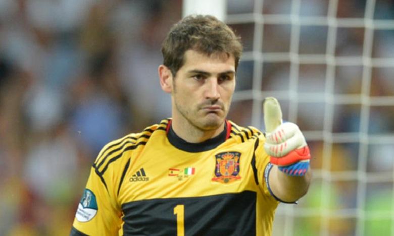 Casillas candidat à la présidence de la fédération espagnole