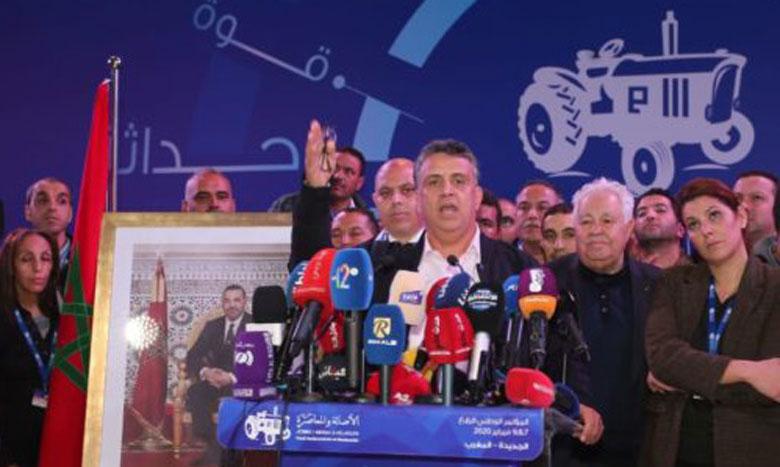 Abdellatif Ouahbi nouveau secrétaire général, Fatima Zahra Mansouri présidente du conseil national
