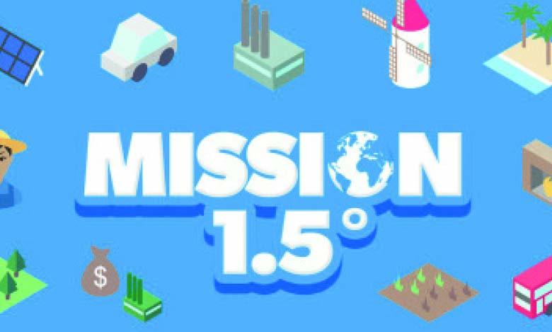 Le PNUD lance «Mission 1.5»