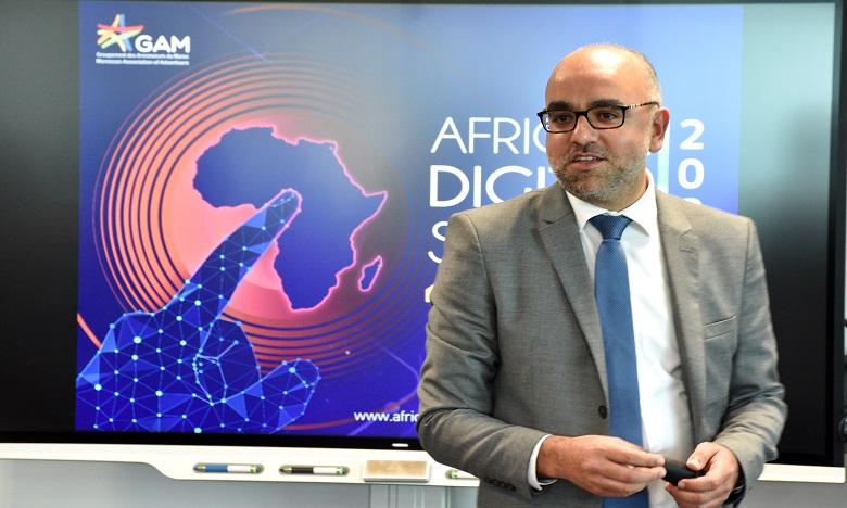 Cette année, l'ADS se propose d'explorer la thématique suivante : «Quand le digital fait rayonner l'Afrique, de la compétence à la compétitivité». P. Seddik