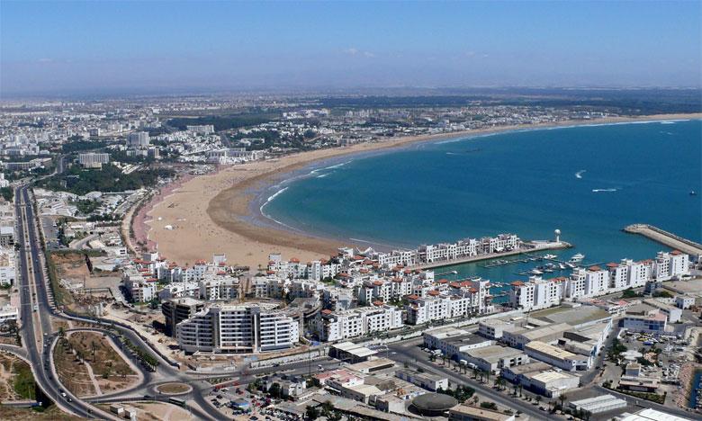 L'auteur estime à 2,5 milliards de dirhams, soit 0,27% du PIB, le coût de la dégradation du littoral. Ph. DR