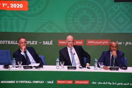 Un milliard de dollars pour doter chaque pays africain d'un stade aux normes FIFA