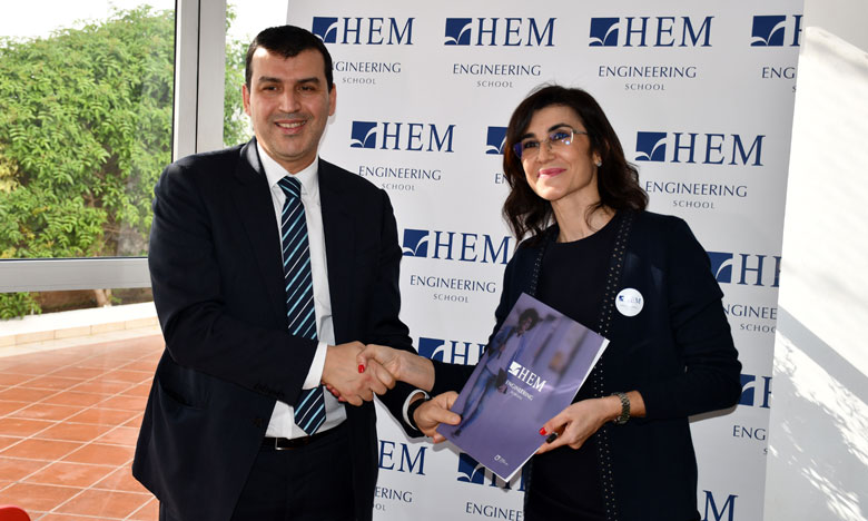 "Officiel, HEM inaugure sa ""Engineering School"""