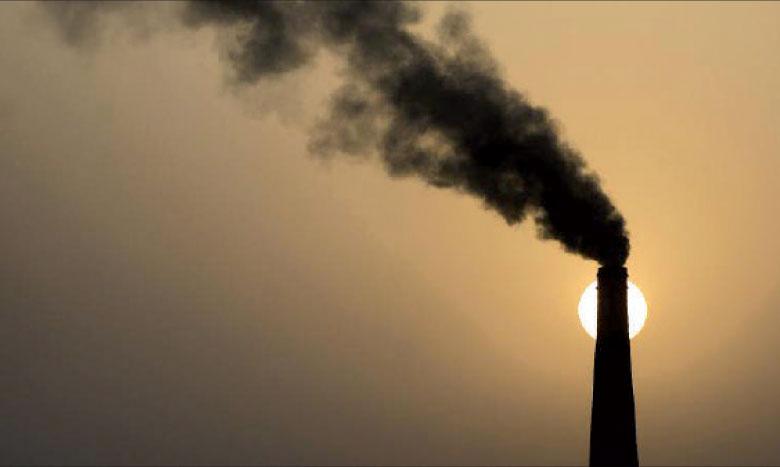 Les États-Unis continuent d'enregistrer la plus faible émission de CO2