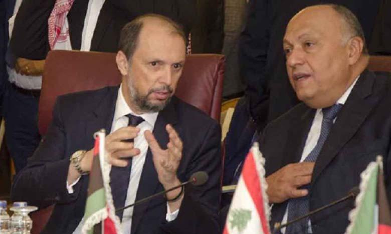 Le Maroc réitère son soutien constant à la cause palestinienne dans la perspective d'une solution équitable et définitive