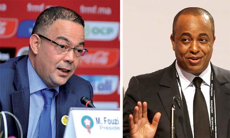 Report du match RCA-RCAZ, comment Fouzi Lekjaa  a désavoué Saïd Naciri