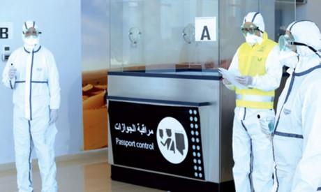 Renforcement des mesures préventives pour détecter tout éventuel cas de coronavirus