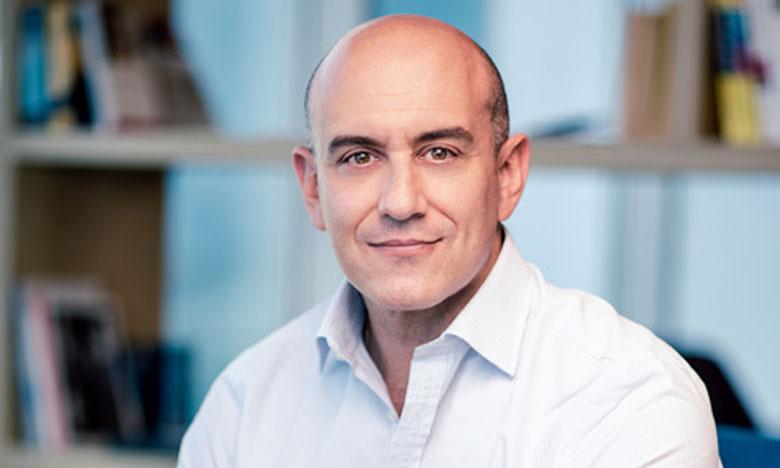 Ramez Shehadi, directeur général Facebook pour le Moyen-Orient et l'Afrique du Nord
