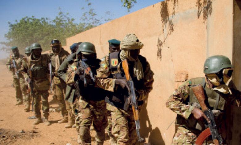 «Maliko», une opération anti-terroriste pour  rétablir l'autorité de l'État sur l'ensemble du territoire