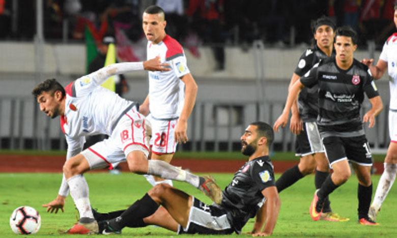 Le Wydad hérite de l'Étoile du Sahel  en quart de finale