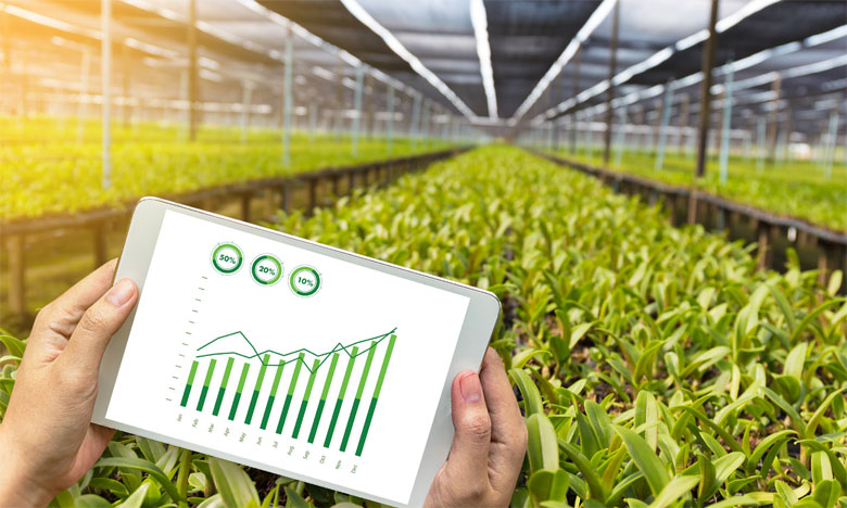 L'avenir de l'agriculture est digital