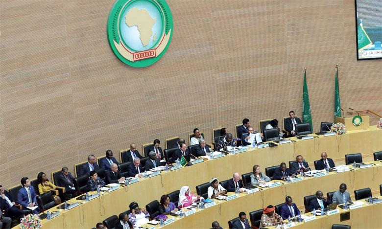 Le Chef du gouvernement présente le Rapport de S.M. le Roi Mohammed VI sur le suivi de la mise en place de l'Observatoire africain des migrations au Maroc
