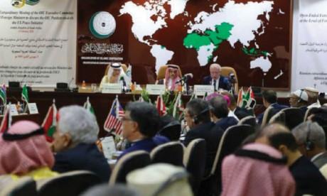 Le Maroc appelle à lancer une dynamique constructive de la paix pour un règlement juste et durable de la cause palestinienne