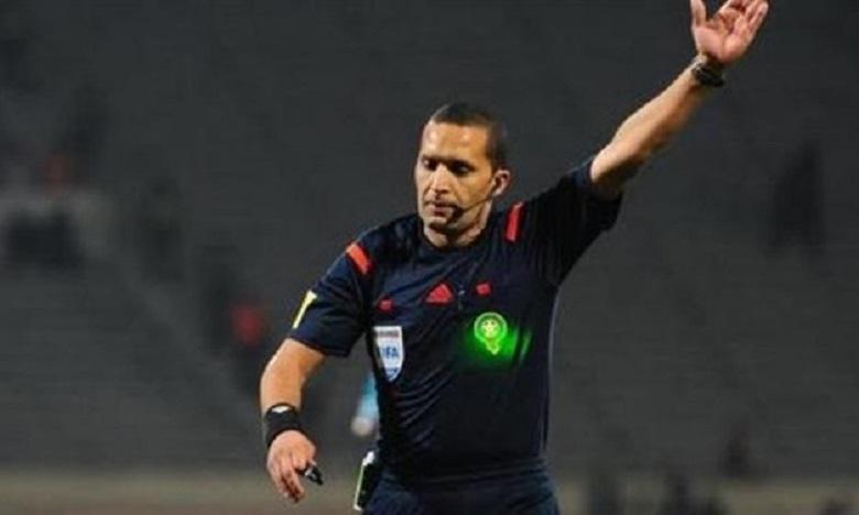 Redouane Jiyeb officiera le match Zamalek-Espérance de Tunis